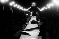 FENDI'S GREAT WALL OF CHINA SHOW